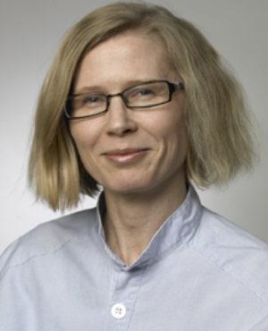 Sofi Andersson. Receptionist