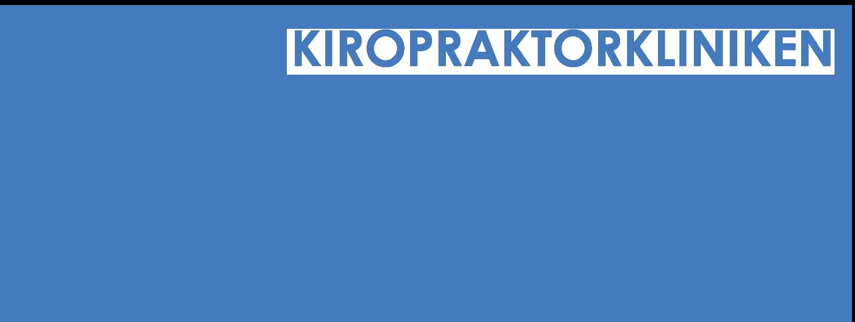 Välkommen till Kiropraktor kliniken Laurin i Malmö